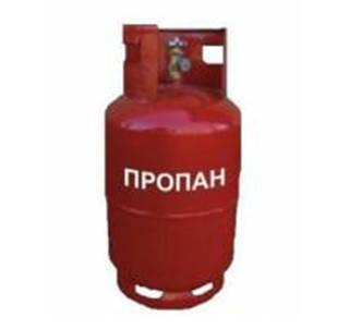 Novogas Баллон газовый бытовой 12 л, фото 2