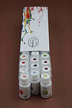 Набор гелевых красителей Criamo по 10 грамм 26 шт., фото 2