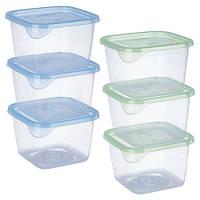 Набор контейнеров PT-82736, 3 шт. в наборе (450 мл) (Y)