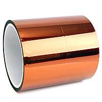 100мм 10см х 30м Kapton лента высокой температуры термостойкий полиимид