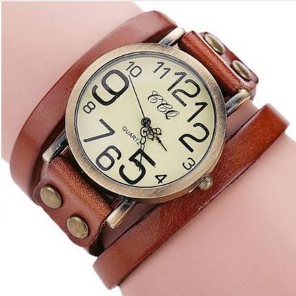 Часы женские CCQ винтажный стиль, фото 2