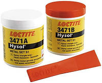 Loctite 3471 (Локтайт 3471) - шпатлевка со стальным наполнителем, набор 500 г