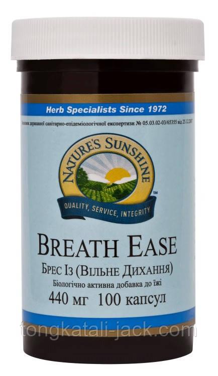 Легкость дыхания Брэс Из (Breath Ease)