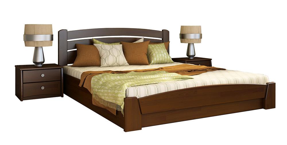 Кровать Селена - Аури с подъём. механизмом (ассортимент цветов) (с доставкой)