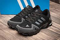 Кроссовки женские Adidas Marathon TR 21, черные (2418-6),  [  36 37 38  ]