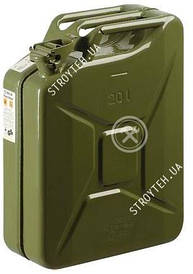 Gelg Канистра для бензина металлическая 20 л