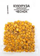 Наживка для рыбалки Кукуруза Art Fishing в вакуумной упаковке, Чеснок, 100гр