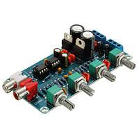 NE5532 усилитель громкости Модуль Панель управления предусилителя Предусилитель регулировки тембра HIFI ОУ