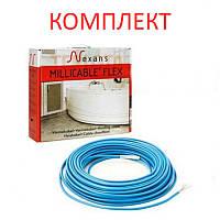Теплый пол электрический Nexans Millicable FLEX 15 750 (5 м²) (КОМПЛЕКТ)