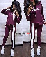 Модный спортивный костюм, размер единый 42-44