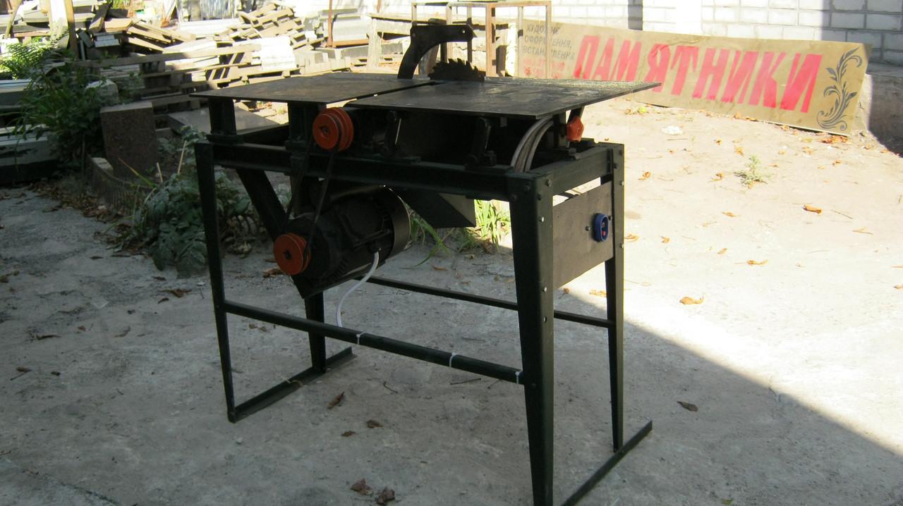 Станок деревообрабатывающий бытовой модель СЦФБ-1