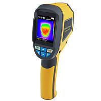 HT02 портативный тепловизионная камера Инфракрасная тепловизионная камера цифровой инфракрасный тепловизор тестер температуры
