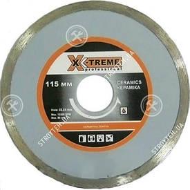 X-TREME 115x5x22.225мм Коло алмазний по плитці