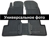Коврики полиуретановые для Ford Tourneo Custom '13-  второй ряд (AVTO-Gum)
