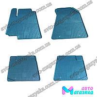 Коврики резиновые для Suzuki SX4-2013  (POLYTEP CLASSIC)