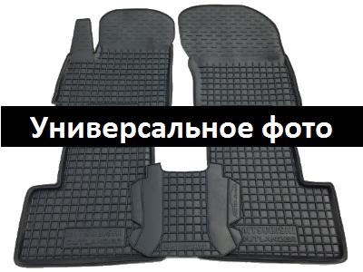 Коврики резиновый для Renault Sandero 2008 - 2012  2 шт CLASSIC