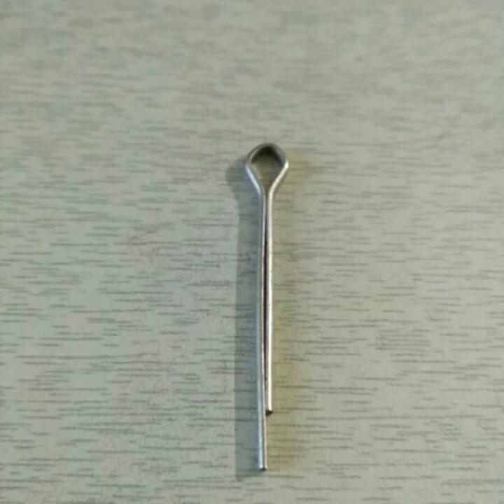Шплинт пальца ножа