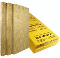 AcousticWool Sonet P 100мм-Ізоляція повітряного шуму,кв. м