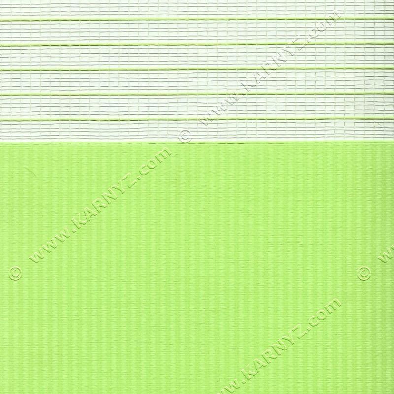 Рулонні штори День-Ніч Софт Z-657 салатовий