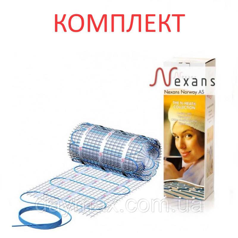 Электрический тёплый пол Nexans Millimat/150, 600 Wt 4 кв.м (КОМПЛЕКТ)