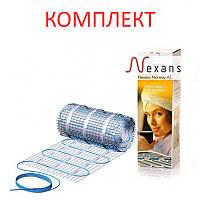 Электрический тёплый пол Nexans Millimat/150, 1500 Wt 10 кв.м (КОМПЛЕКТ)