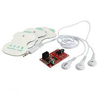 AD8232 электрокардиограф мониторинг импульсного набора Модуль датчика измерения для Arduino