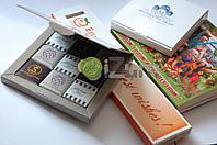 Шоколадные наборы с логотипом к Новому году, фото 1