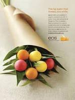 Лимонный бальзам для губ EOS