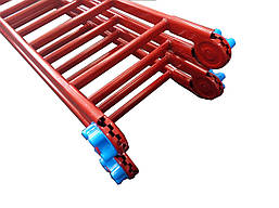 Лестница трансформер, шарнирная, 4х4, Технолог, фото 2