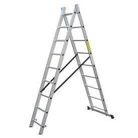Лестница универсальная 2х10 Werk LZ2110