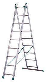 Лестница универсальная 2х9 ITOSS 7509