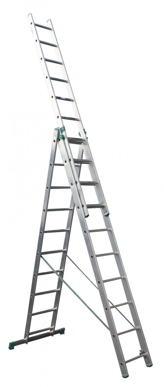 Лестница универсальная 3х10 ITOSS 7610