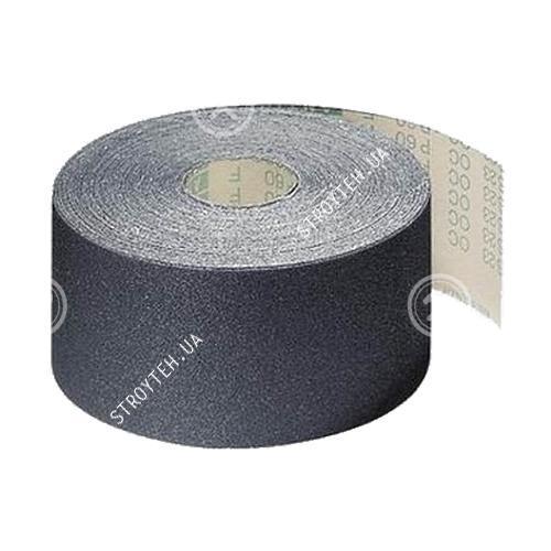 WERK 200мм х 50м, К180 Шлифовальная шкурка, тканевая основа