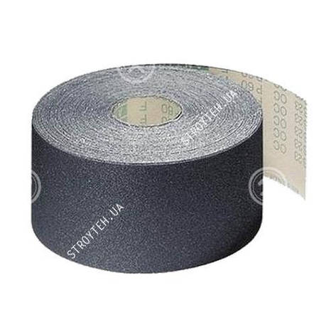 WERK 200мм х 50м, К150 Шліфувальна шкурка, тканинна основа, фото 2