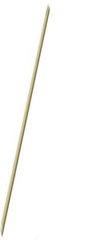 Черенок для лопаты 1.2 м. д. 40 мм (дерево 3 сорт) УКРПРОМ, фото 2