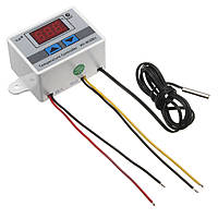 LED Цифровой регулятор температуры термостат переключатель датчика 10A 12v 120w