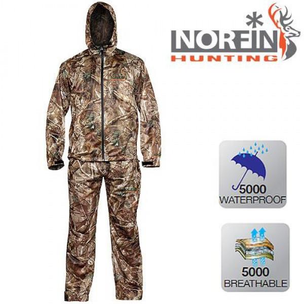 Костюм мембранний від дощу Norfin Hunting Compact Passion (5000мм) 81000 5000, 5000, XXXL