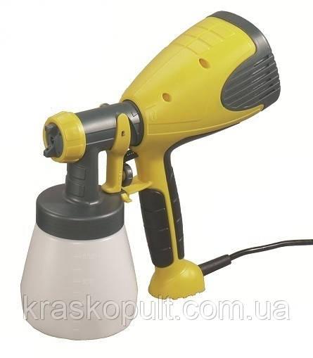 электрический краскопульт краскораспылитель пульверизатор