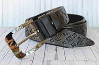 """Женский кожаный ремень Louis Vuitton """"NEW"""""""