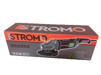 Машина угловая шлифовальная (болгарка) STROMO SG-2300 180 мм