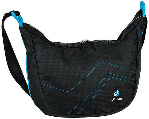 Городская, женская сумка на плечо, молодежная DEUTER PANNIER SLING, 85124 7321 черный