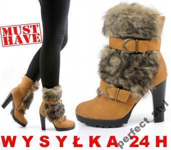 Стильные женские ботинки Клери
