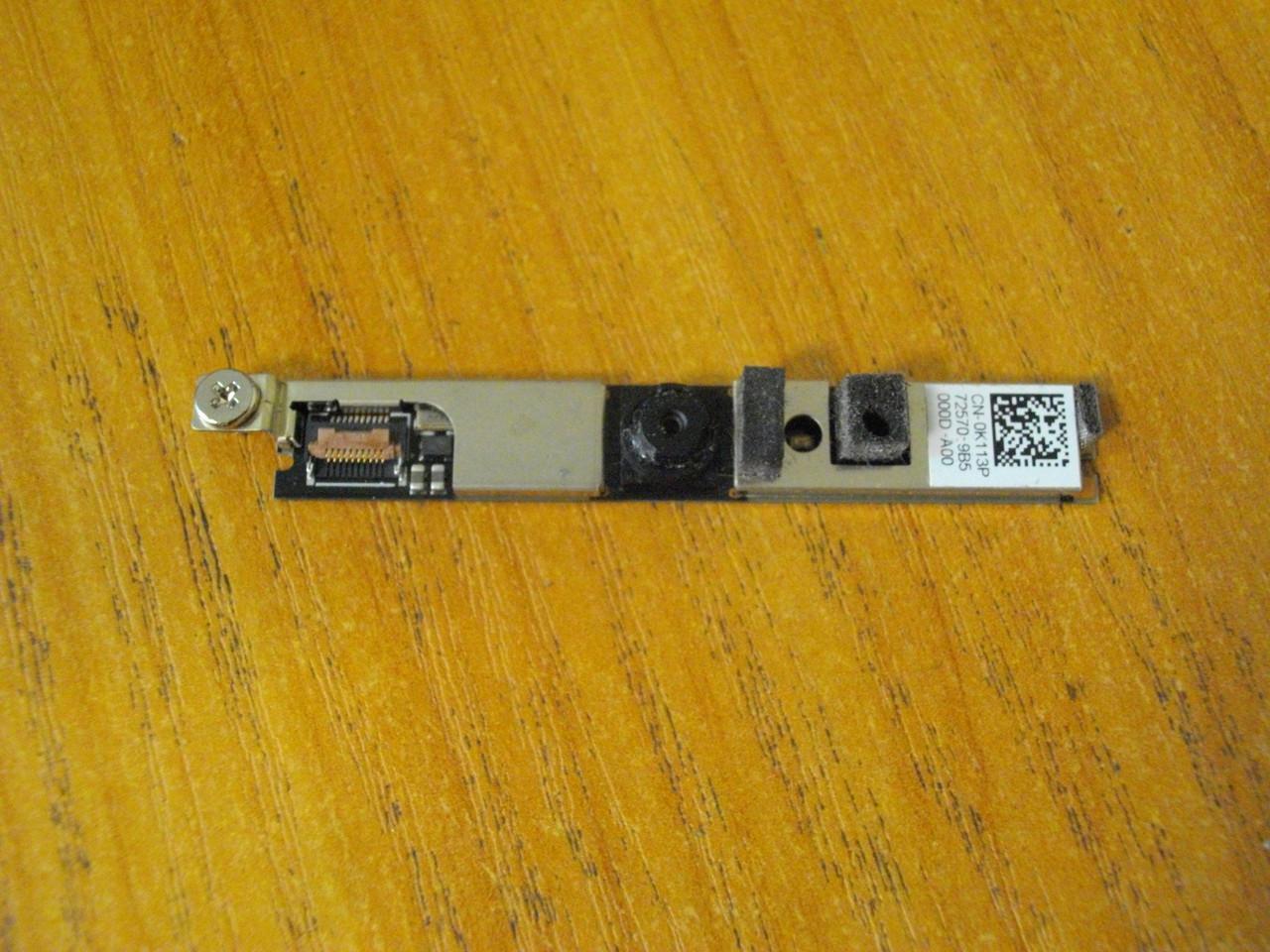 Камера  web-camera Dell Latitude E6500