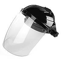 Прозрачный Объектив Защитный шлем для защиты от ультрафиолетовых лучей для защиты от ударов Припой Маска