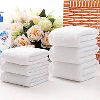 Махровые белые полотенца Ermet 50*90 12шт
