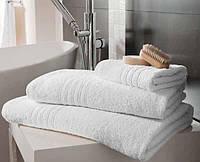 Махровые белые полотенца Ermet 70*140 6шт