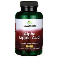 Альфа-липоевая кислота / Alpha Lipoic Acid, 300 мг 120 капсул , фото 1