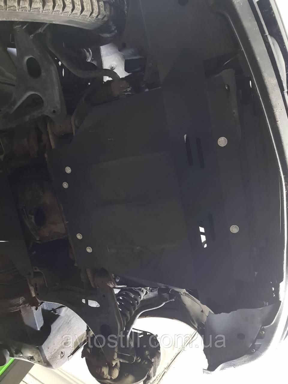 Захист двигуна C-Class W202 (1993-2001)