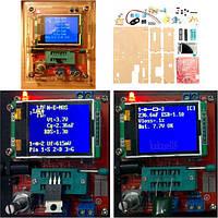 DIY Транзисторный тестер Mega328 Набор Индуктивность емкостного сопротивления ESR Диод Триод с Чехол - 1TopShop