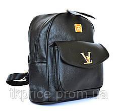 Стильный качественный рюкзак с эко-кожи  1504